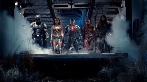 Liga de la Justicia - Trailer 1 Subtitulado