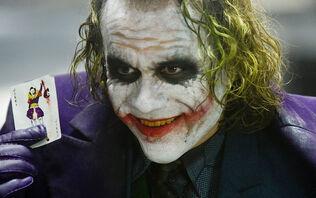 The Joker Heath Ledger Batman Wiki FANDOM powered by Wikia