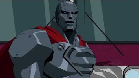 Reign of the Supermen Movie Clip - 'Steel'