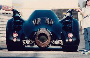 Batman II Batmobile