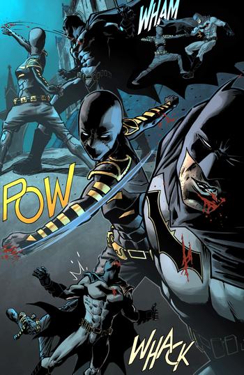Detective Comics Vol.1 953 imagen