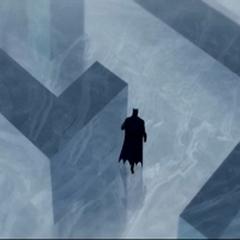 Batman es atrapado en el laberinto.