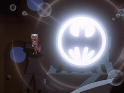 Batlight Shines On Line For Dark Knight >> Batsignal Batman Wiki Fandom Powered By Wikia