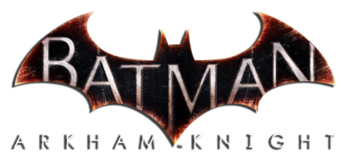 Batman arkham knight official logo render by touchboyj hero-d78wctc