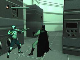 Batman vengeance c1