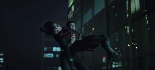 Titans - Conner salva a Robin