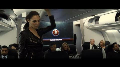Turkish Airlines se une a Batman v Superman Dawn of Justice
