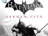 Batman: Arkham City (Cómic)