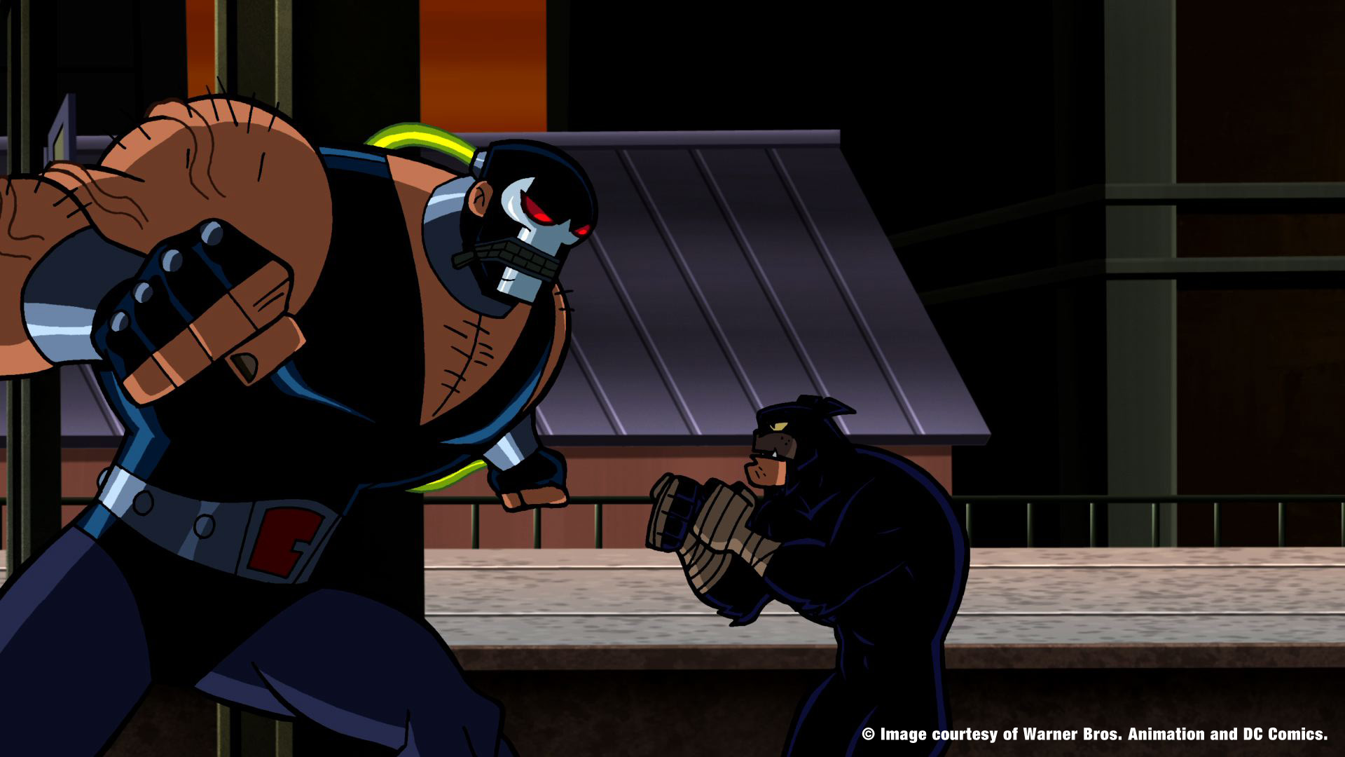 Batman The Brave And Bold