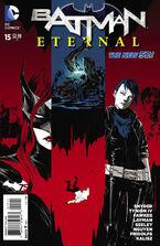 Batman Eternal Vol 1-15 Cover-1