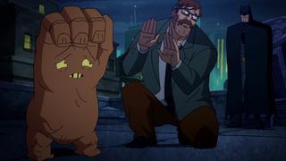 Harley Quinn - Jim se despide del Brazo para regresar con Batman