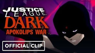 Justice League Dark Apokolips War - Lasers