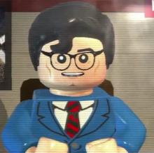 LegoClarkKent