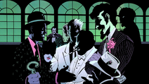 Stelfreeze Rogues Gallery