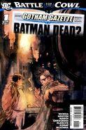 Gotham Gazette Batman Dead -1