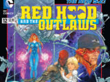 Red Hood and The Outlaws (Volume 1) Issue 12