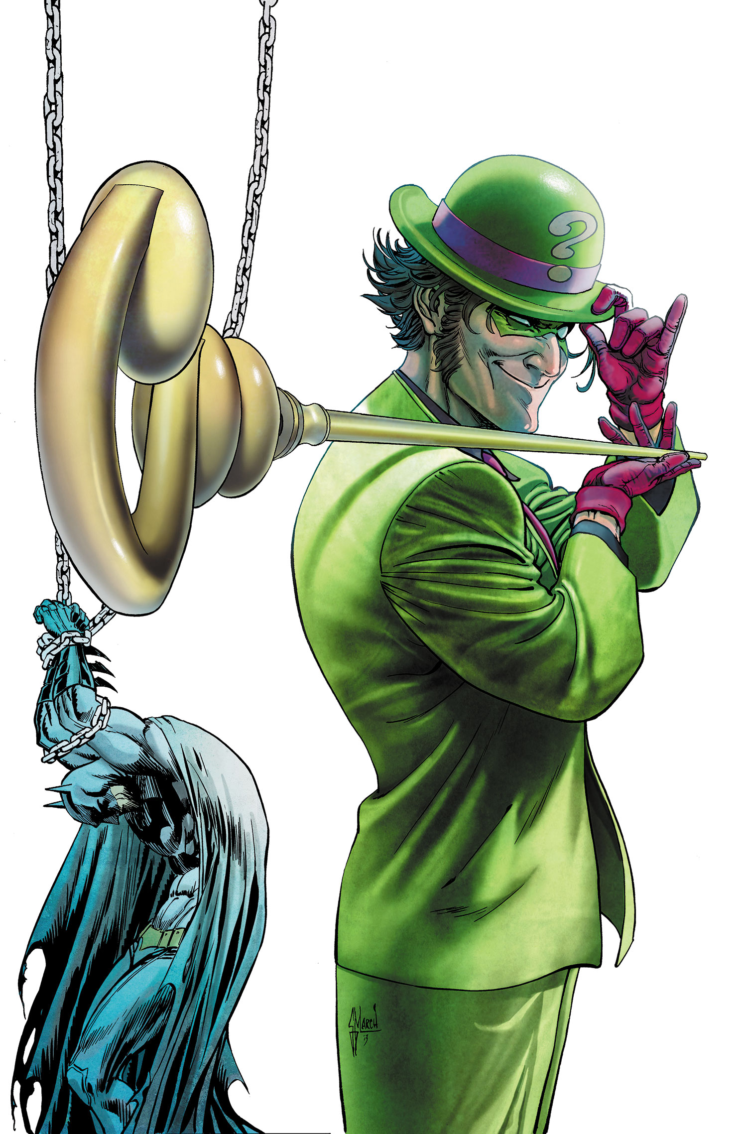 The riddler batman wiki fandom powered by wikia the riddler buycottarizona Images