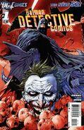 Detective Comics Vol 2-1 Cover-2
