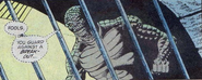 Killer Croc-Confrontation
