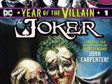 The Joker: Year of the Villain Vol.1 1