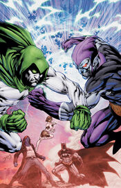 The Spectre vs Eclipso