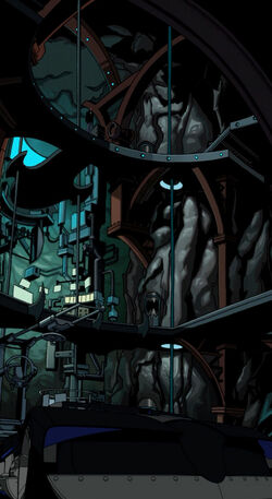 Batcave (The Batman) 02