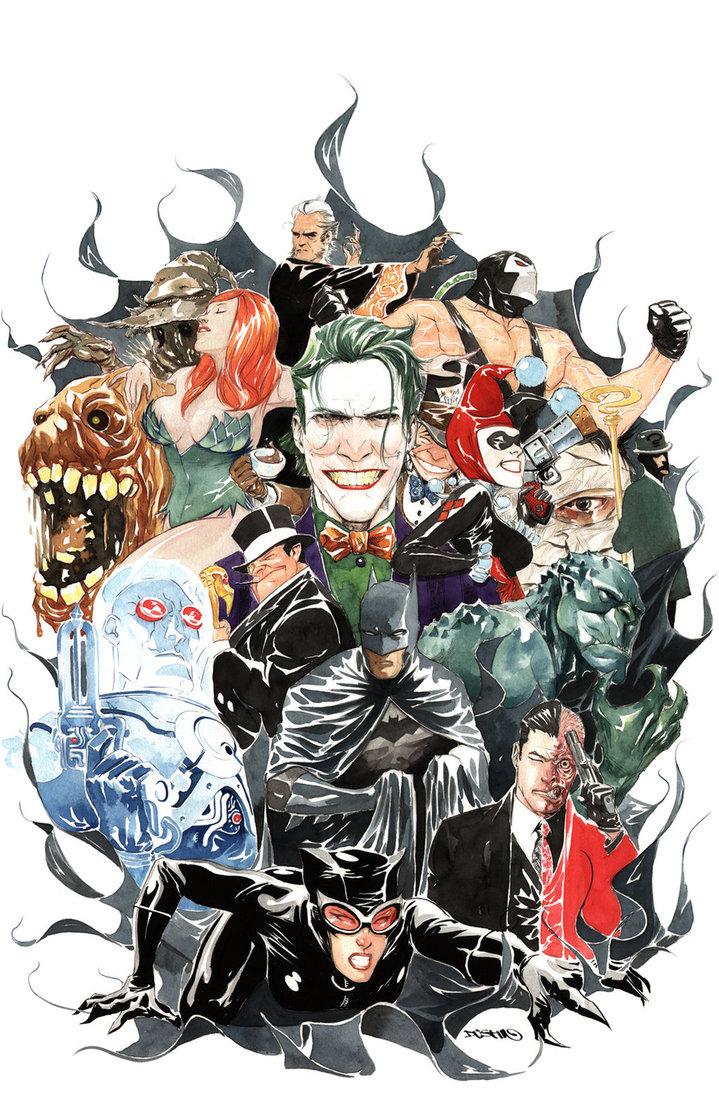 Batman Gegner