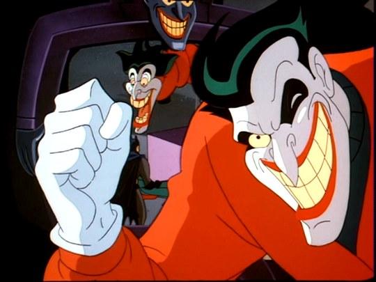 batman christmas 4jpg - Batman The Animated Series Christmas With The Joker