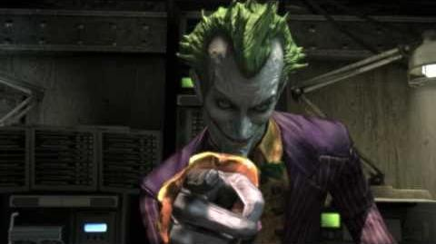 Batman Arkham Asylum Teaser Trailer