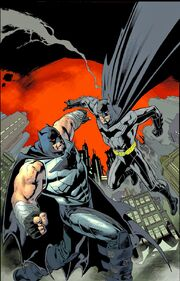 Forever Evil Aftermath Batman vs Bane Vol 1-1 Cover-2 Teaser
