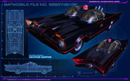 Classic TV Series Batmobile