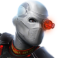 DC Legends Deadshot Suicide Squad Hitman Portrait