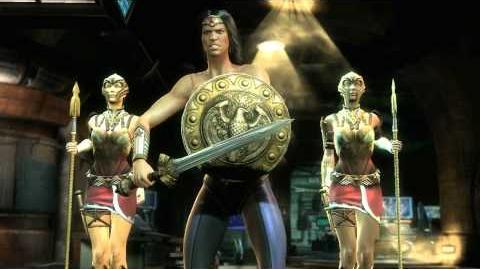 Injustice Gods Among Us - Tokyo Game Show Trailer