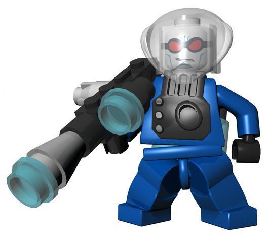 Mr Freeze Lego Batman The Videogame Batman Wiki