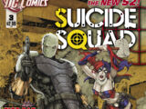 Suicide Squad (Volume 4) Issue 3