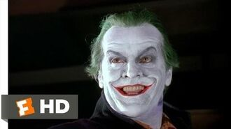 Batman (1-5) Movie CLIP - You Can Call Me Joker (1989) HD