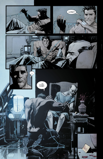 Batman White Knight Vol.1 3 imagen