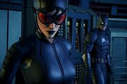 Batman and Catwoman (part 2)