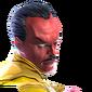 DC Legends Sinestro Yellow Lantern Portrait