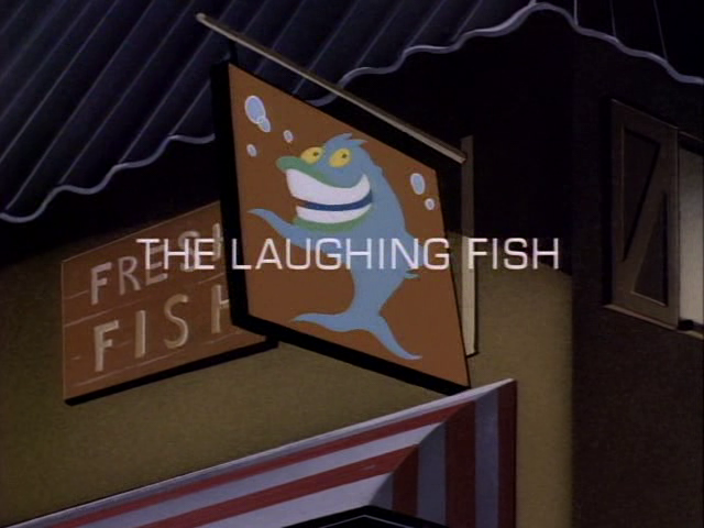 Image result for laughing fish title card