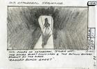 Tim Burton storyboard