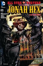 All Star Western Vol 3-24 Cover-1