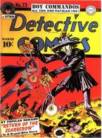 Detective Comics Vol 1-73 Cover-1