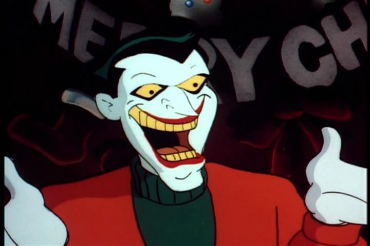 joker 1jpg - Batman The Animated Series Christmas With The Joker