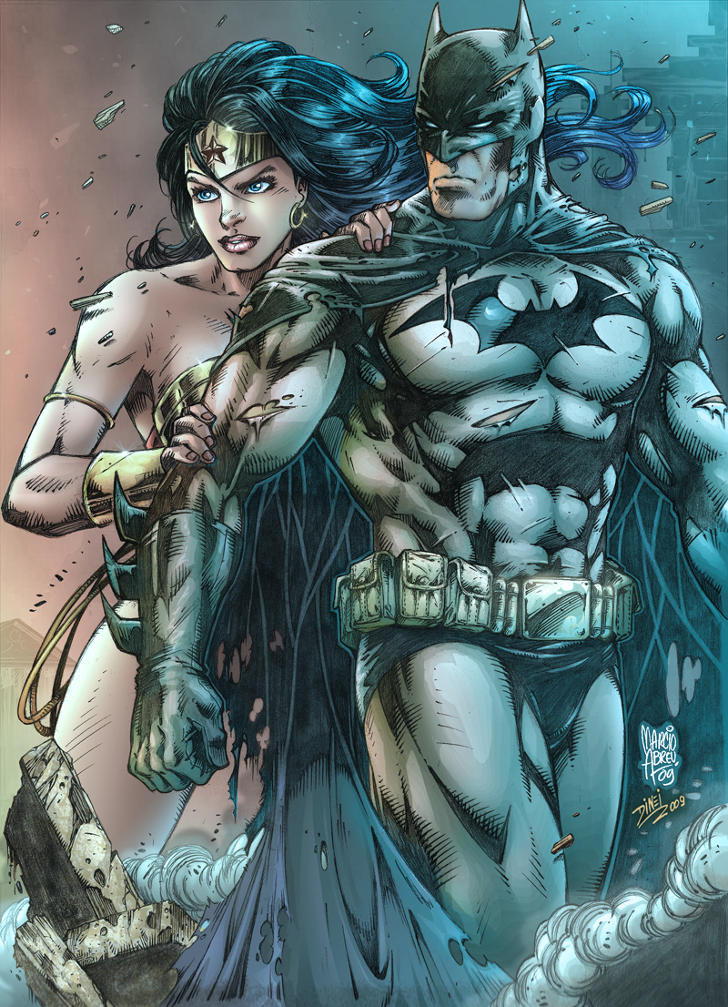 Wonder Woman Batman Wiki fandom Powered By Wikie-6956