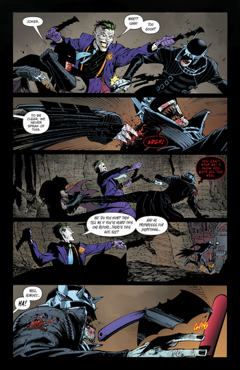 Dark Nights Metal Vol.1 6 imagen 2