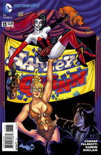 Harley Quinn Vol 2-13 Cover-2