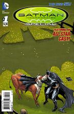 Batman Incorporated Vol 2-Special-1 Cover-2
