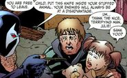 Bane lessons for children secret six 36