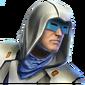 DC Legends Captain Cold Criminal Master of Chill Portrait